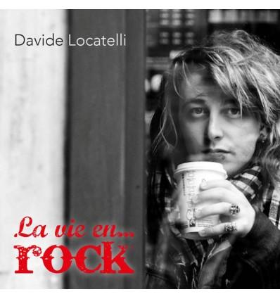 CD LA Vie En... Rock Davide Locatelli
