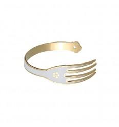 4-CHETTA Color Bianco Oro