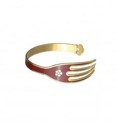 4-CHETTA Color Rosso Oro